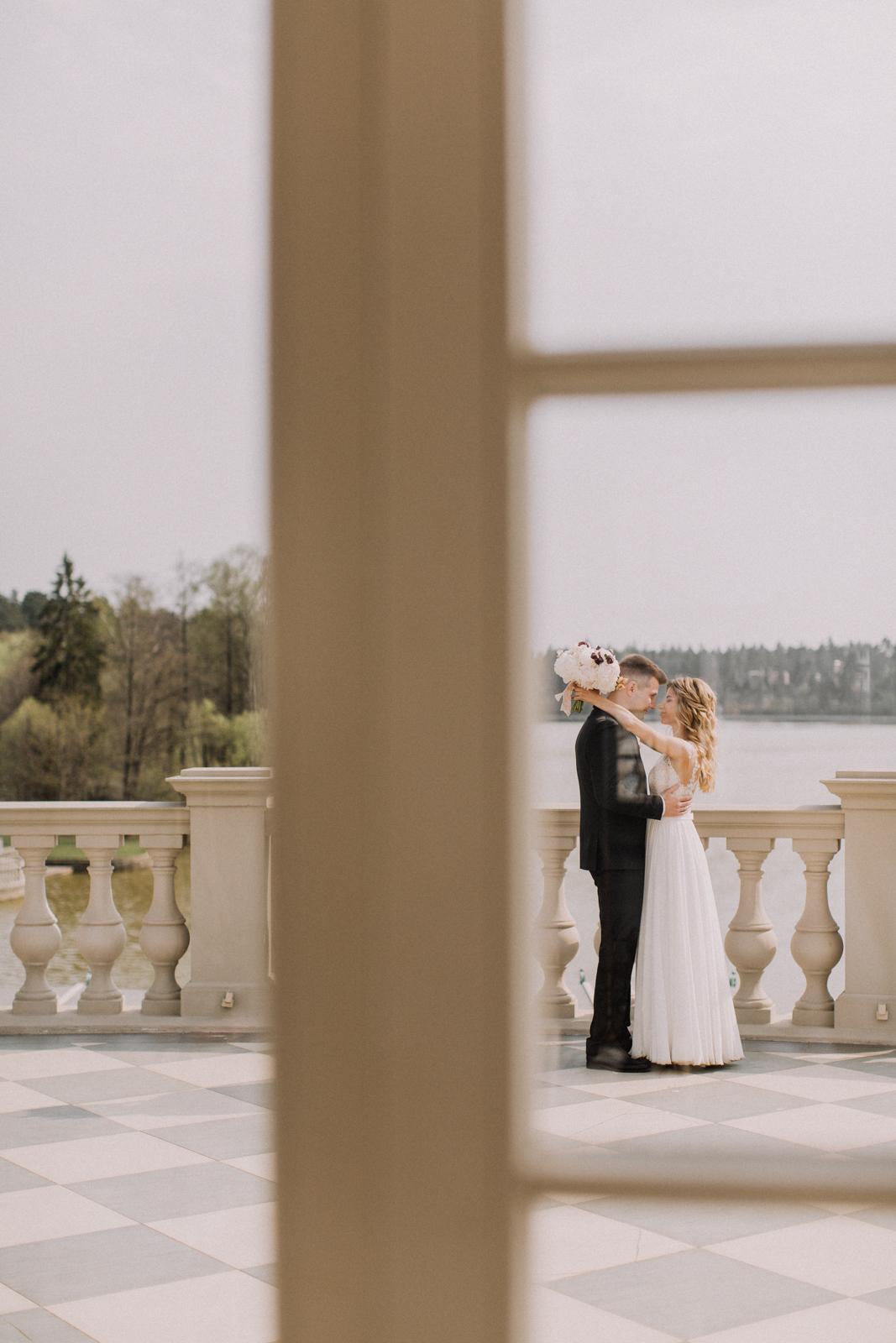 Свадьба на Вилла Ротонда