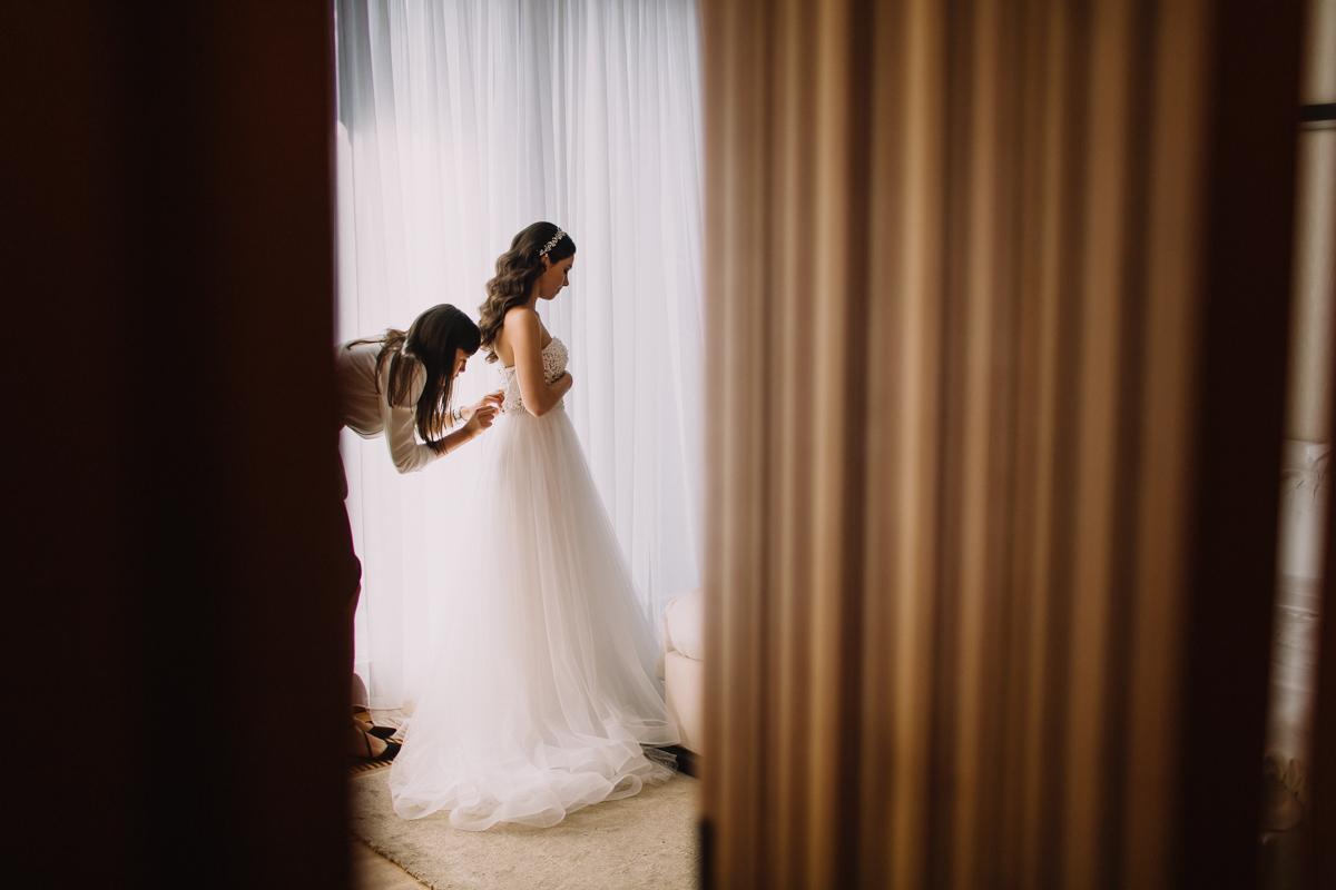 Сборы невесты в Барвихе. Свадебное агентство All Weddings agency