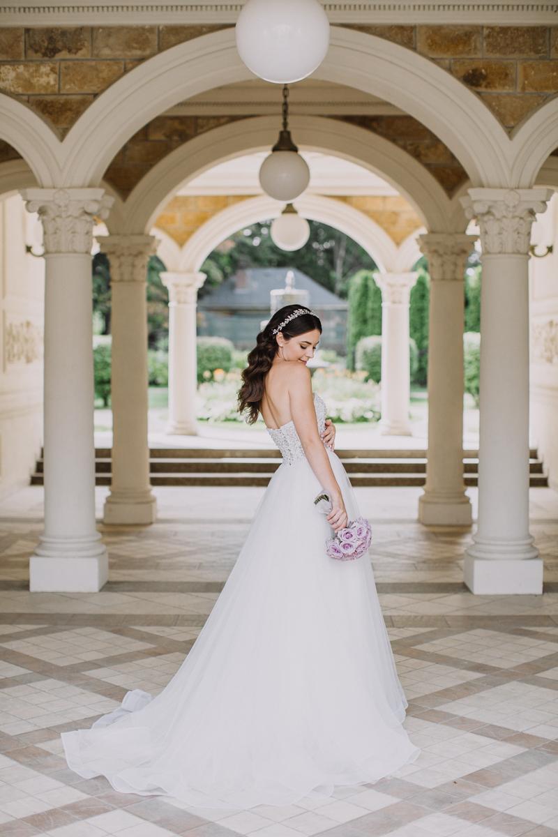 Образ невесты. Свадьба в ресторане Жан-Реми