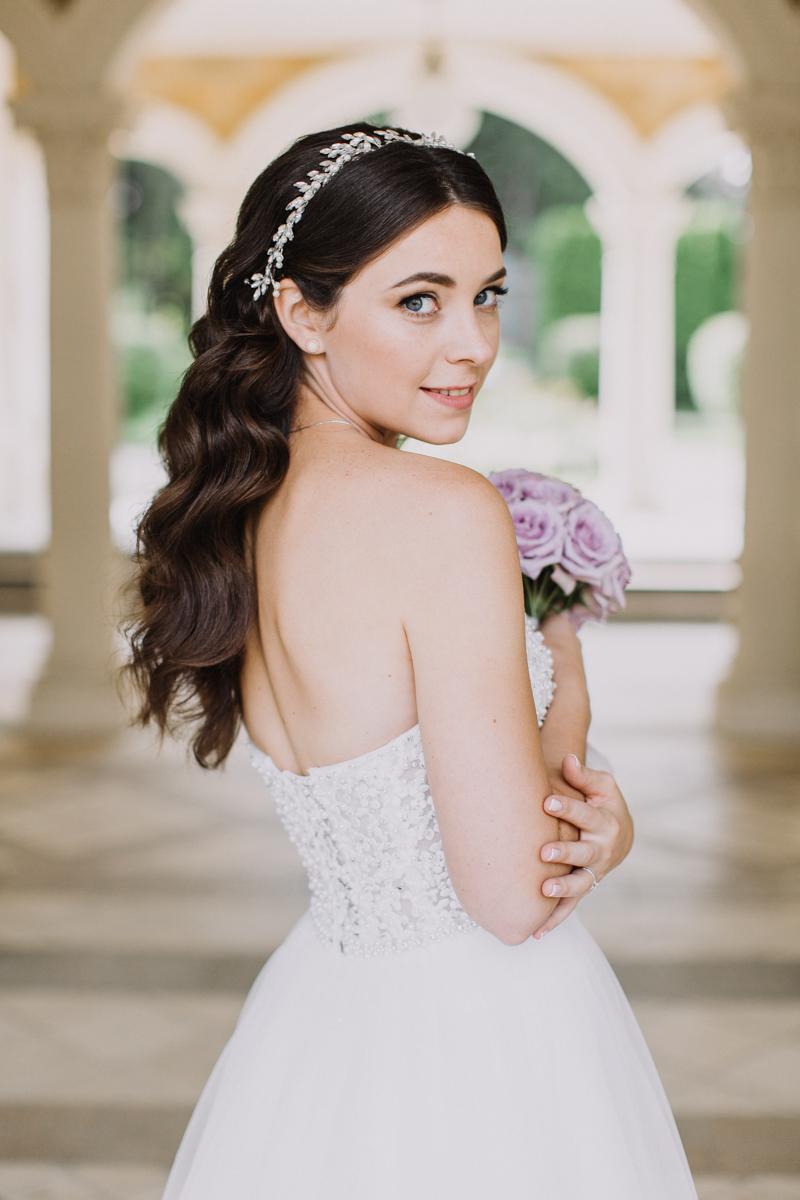Образ невесты. Свадьба в Жан-Реми