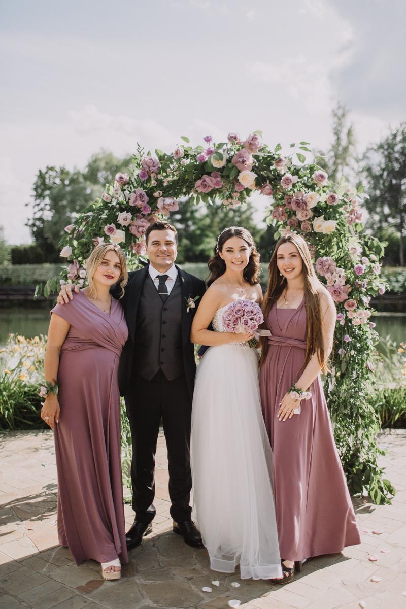 Подружки невесты. Свадьба в Жан-Реми