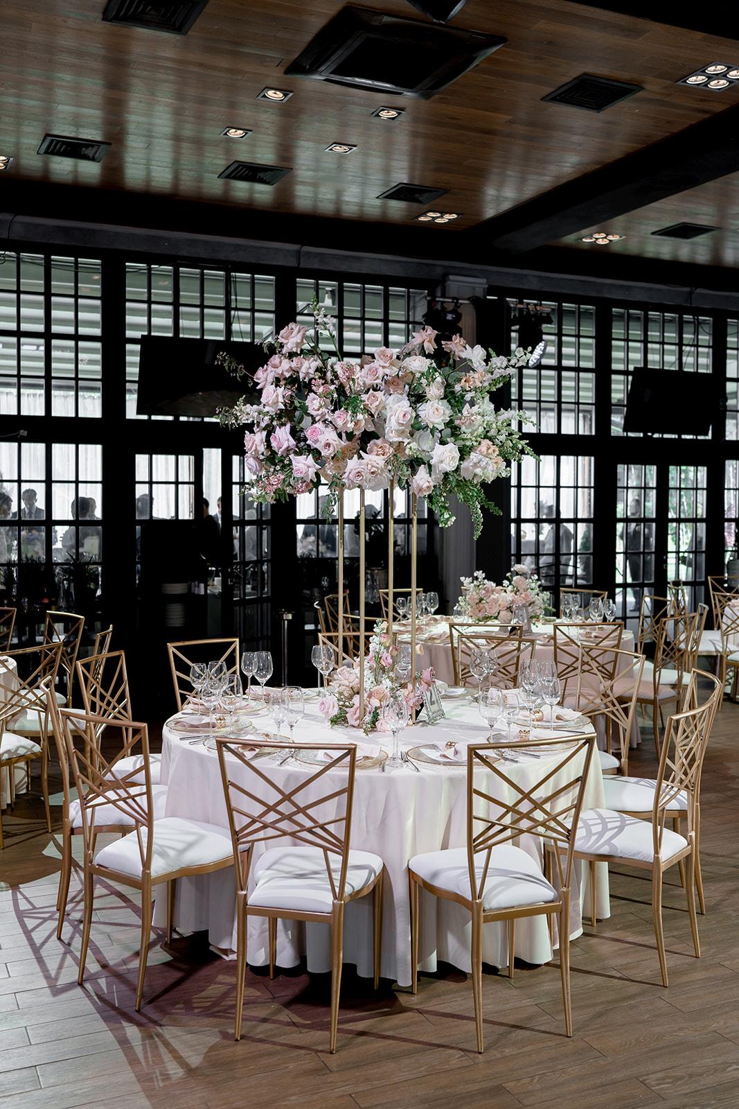 Свадьба в Шале-Березка. Декоратор Анна Бурцева