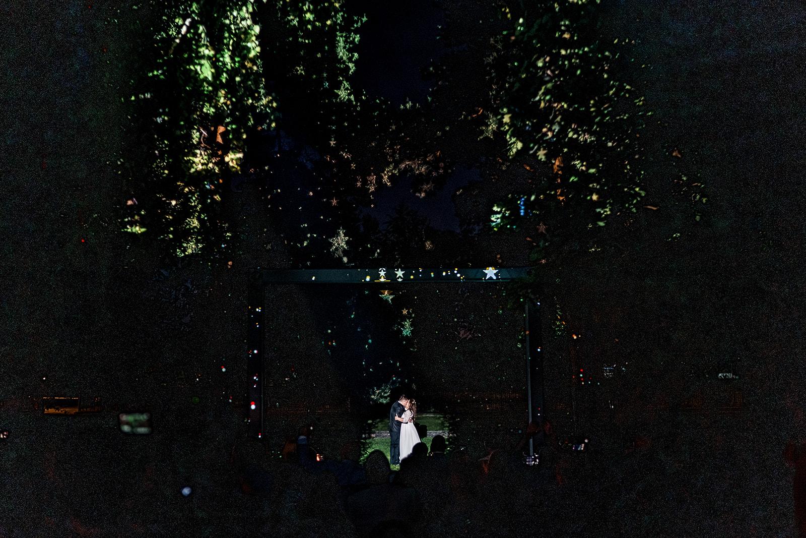 Иммерсивное шоу на свадьбу Москва