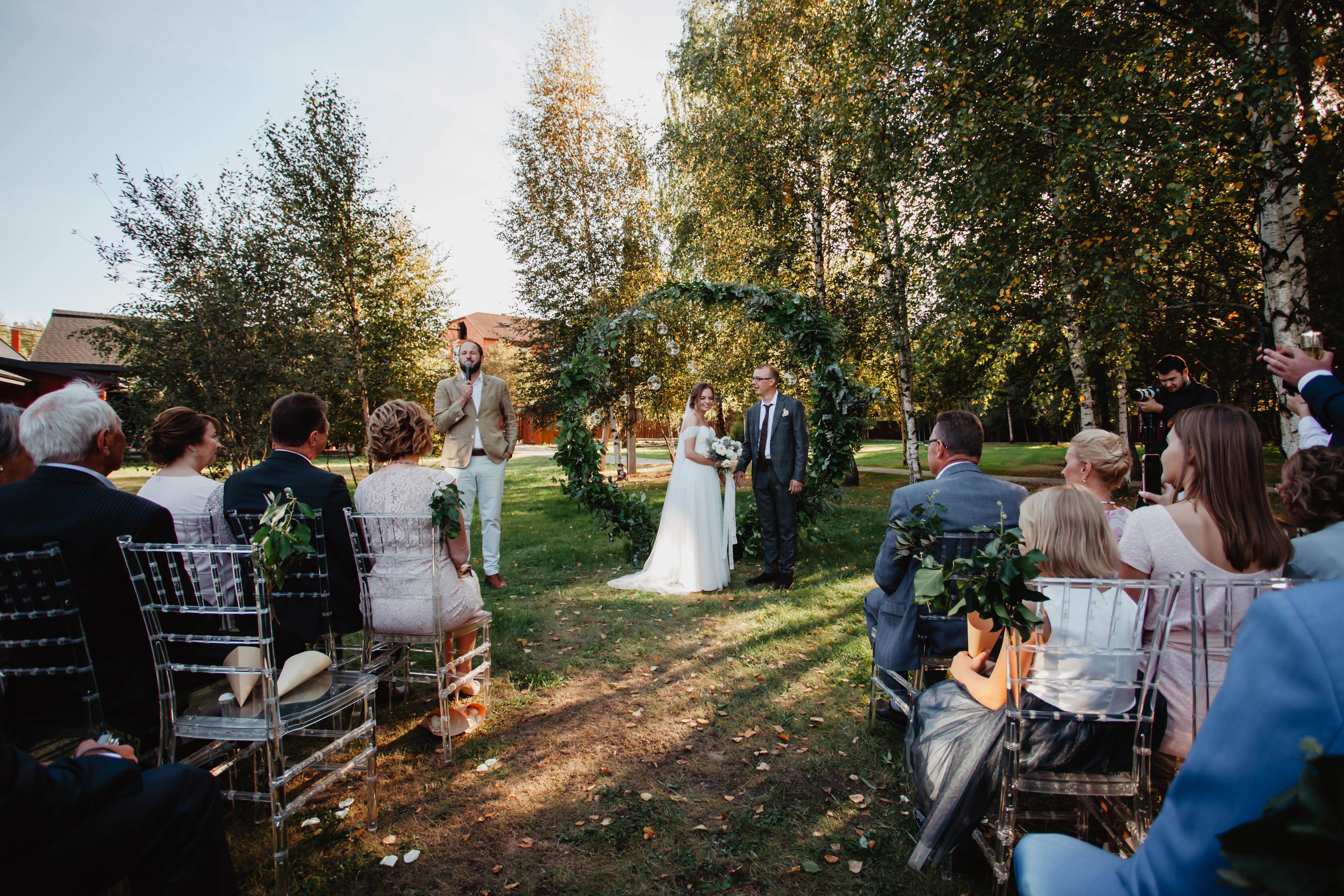Свадебная церемония Art Village club