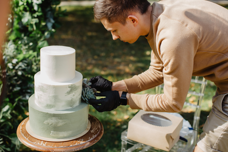Свадебный кондитер