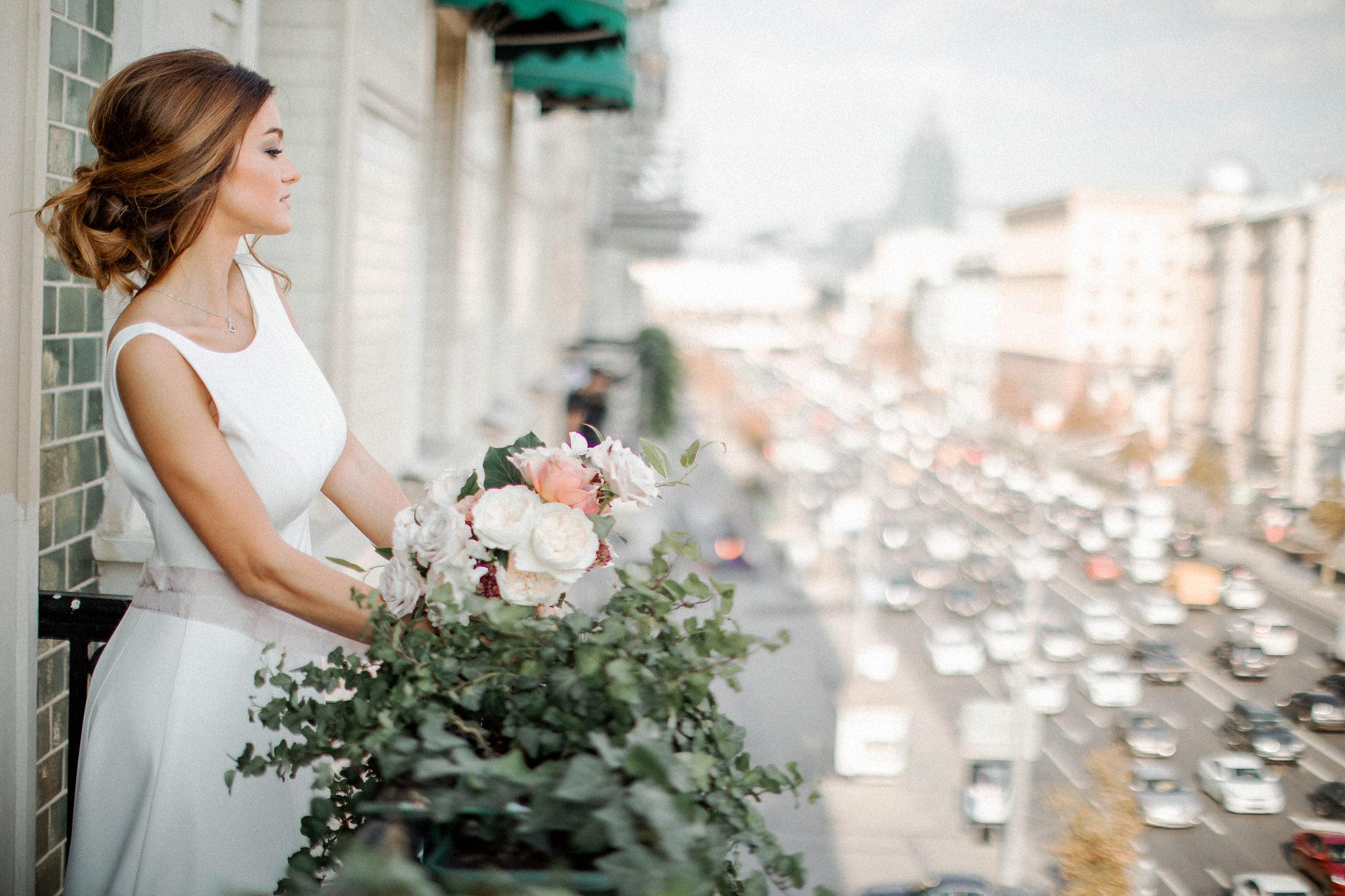 Отели для сборов невесты в Москве