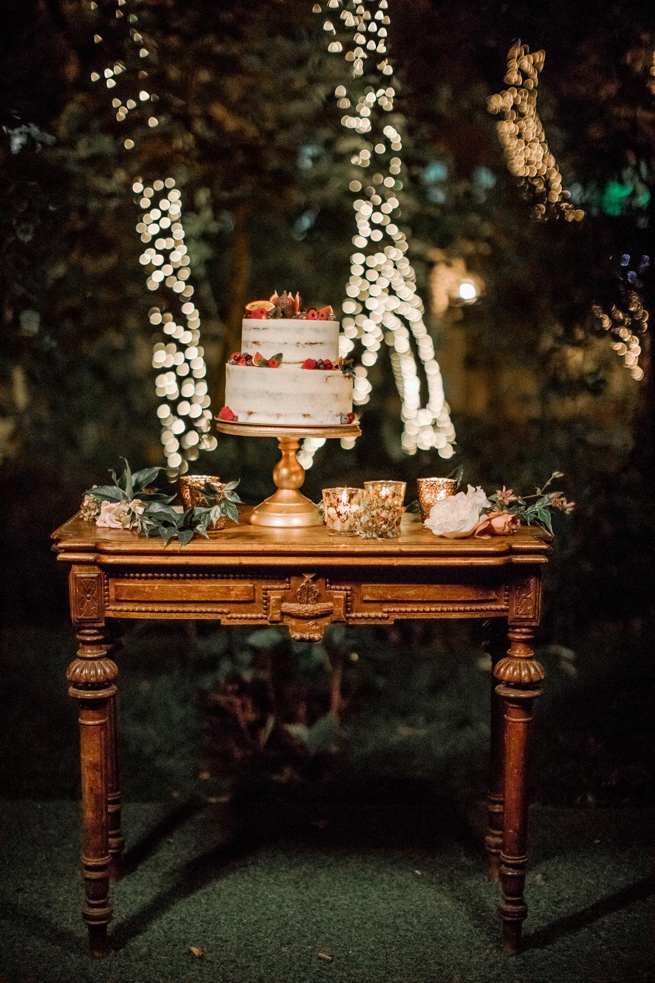 Свадебный торт. Ресторан Butler