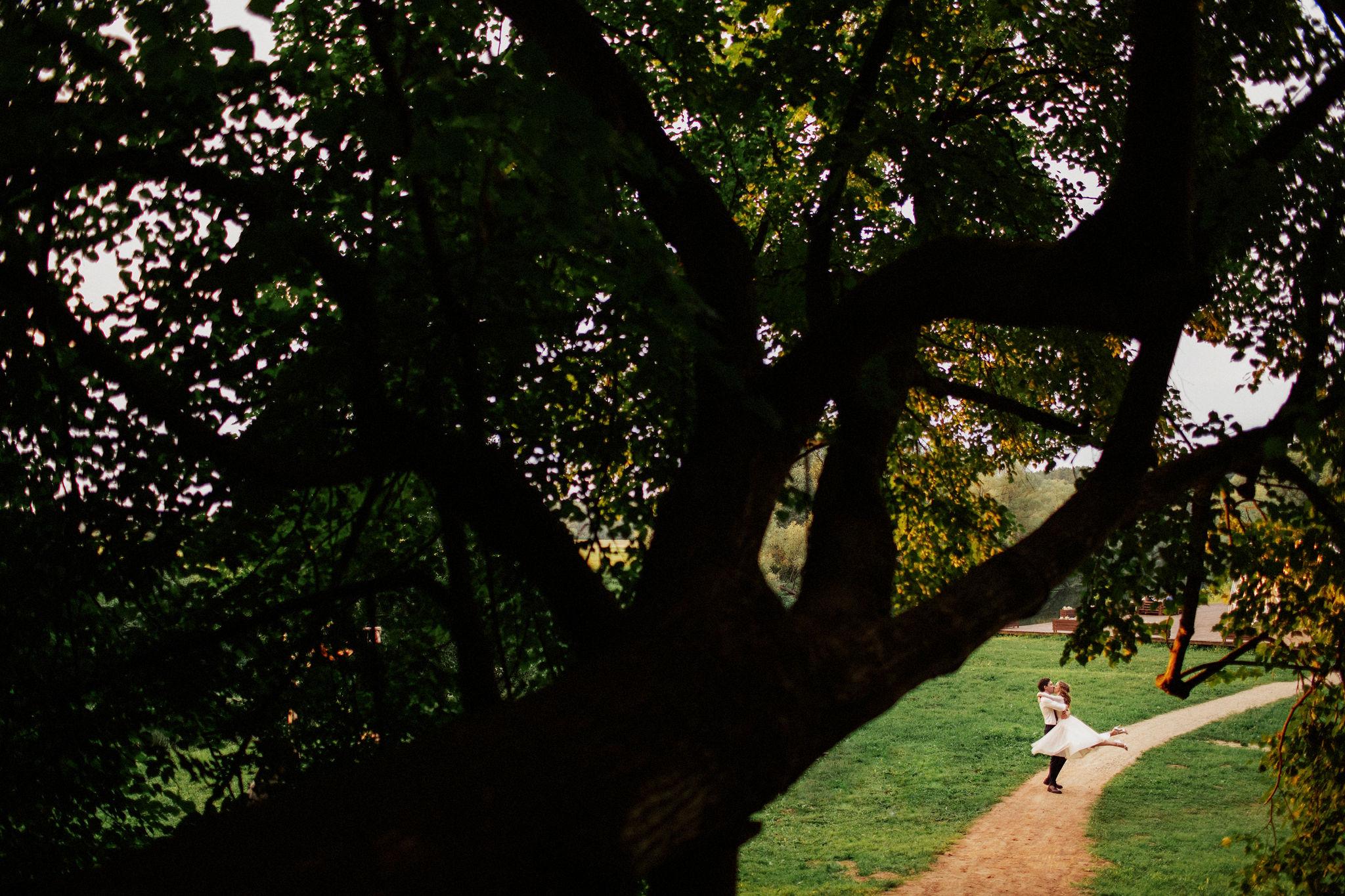 Свадьба в Пайн Ривер
