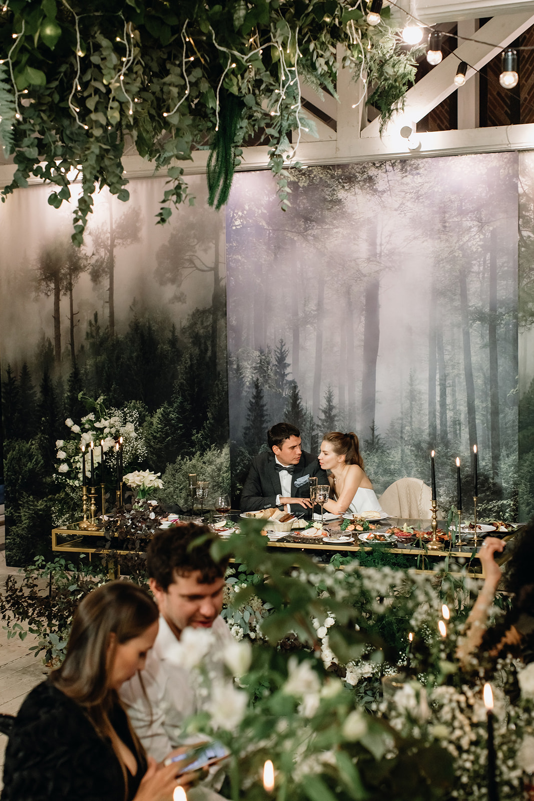 Президиум. Свадьба в Жан-Реми
