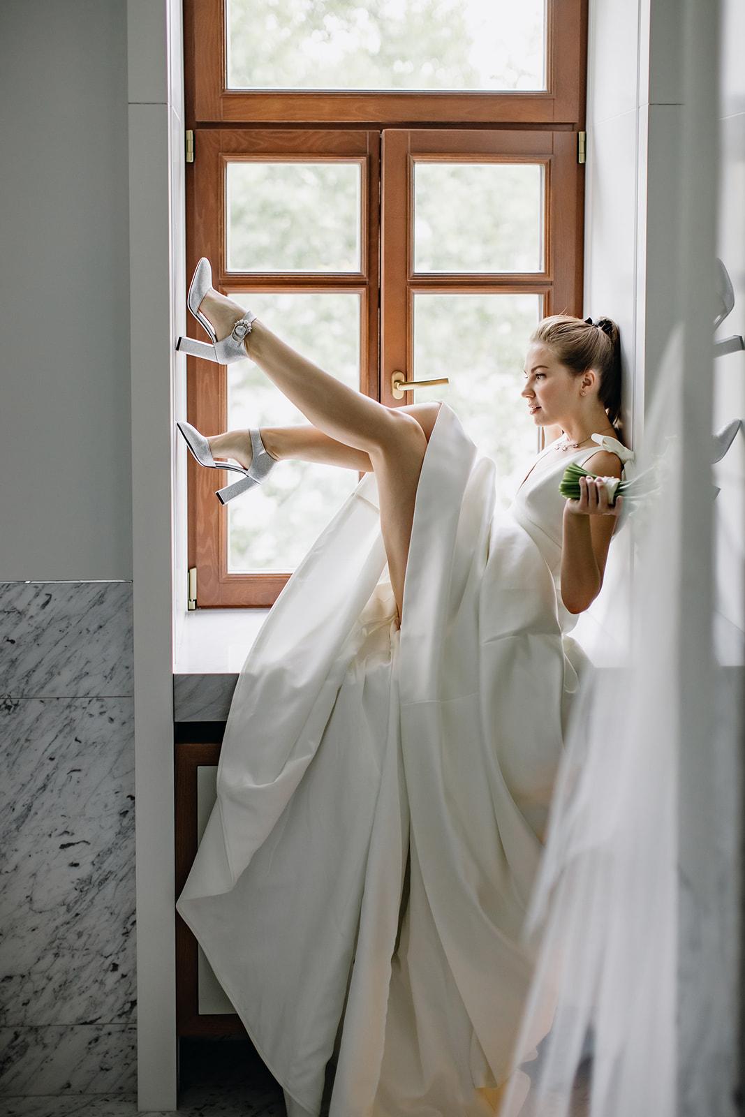 Утро невесты. Фотограф Арсений Прусаков