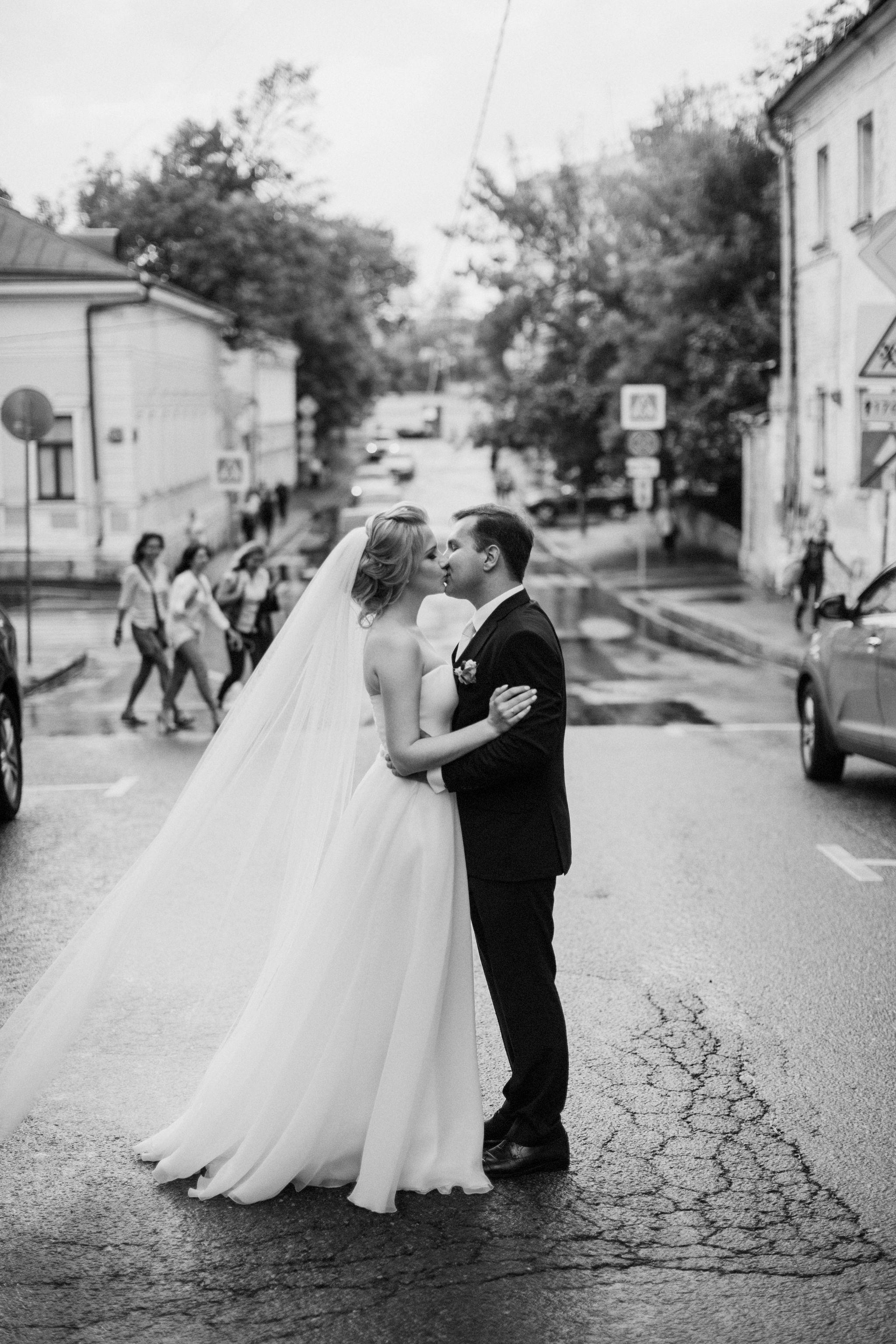 Места для свадебных фотосессий Москва