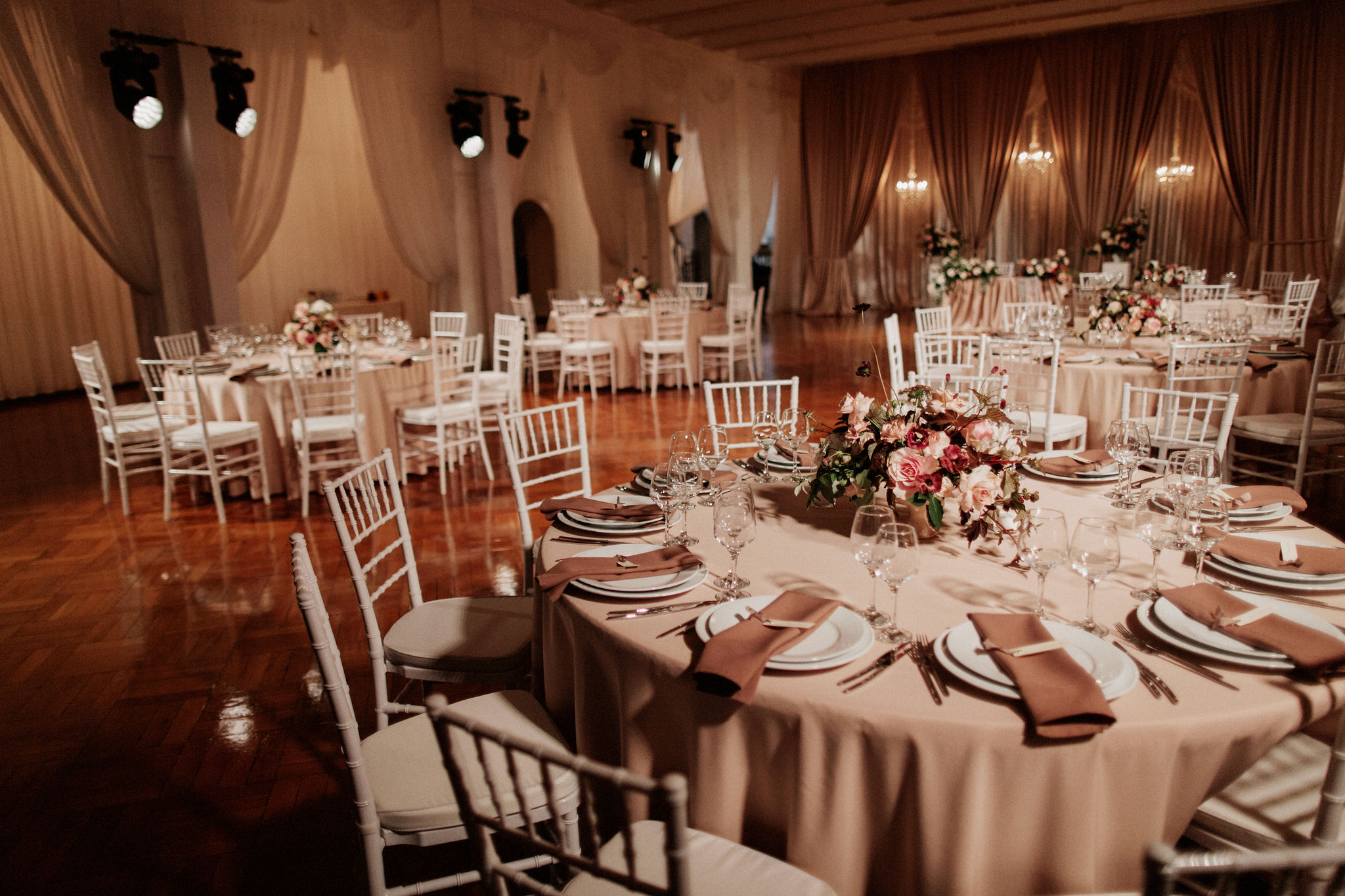 Свадьба в особняке Москва