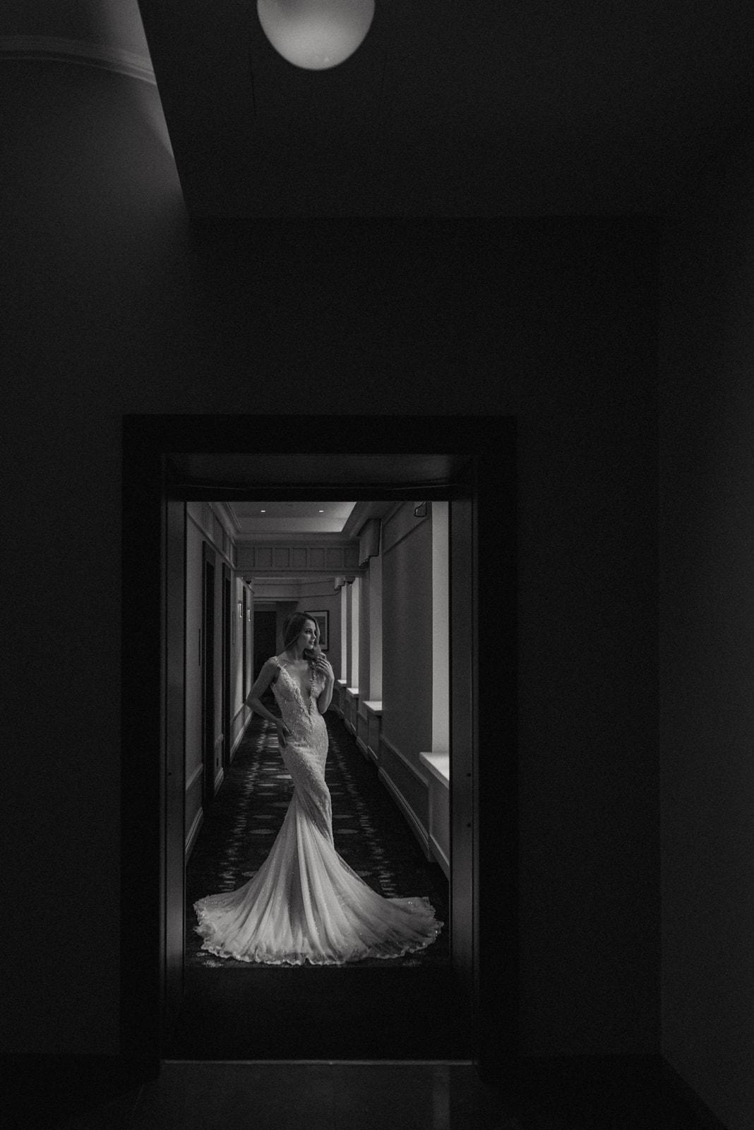 Утро невесты в отеле Метрополь