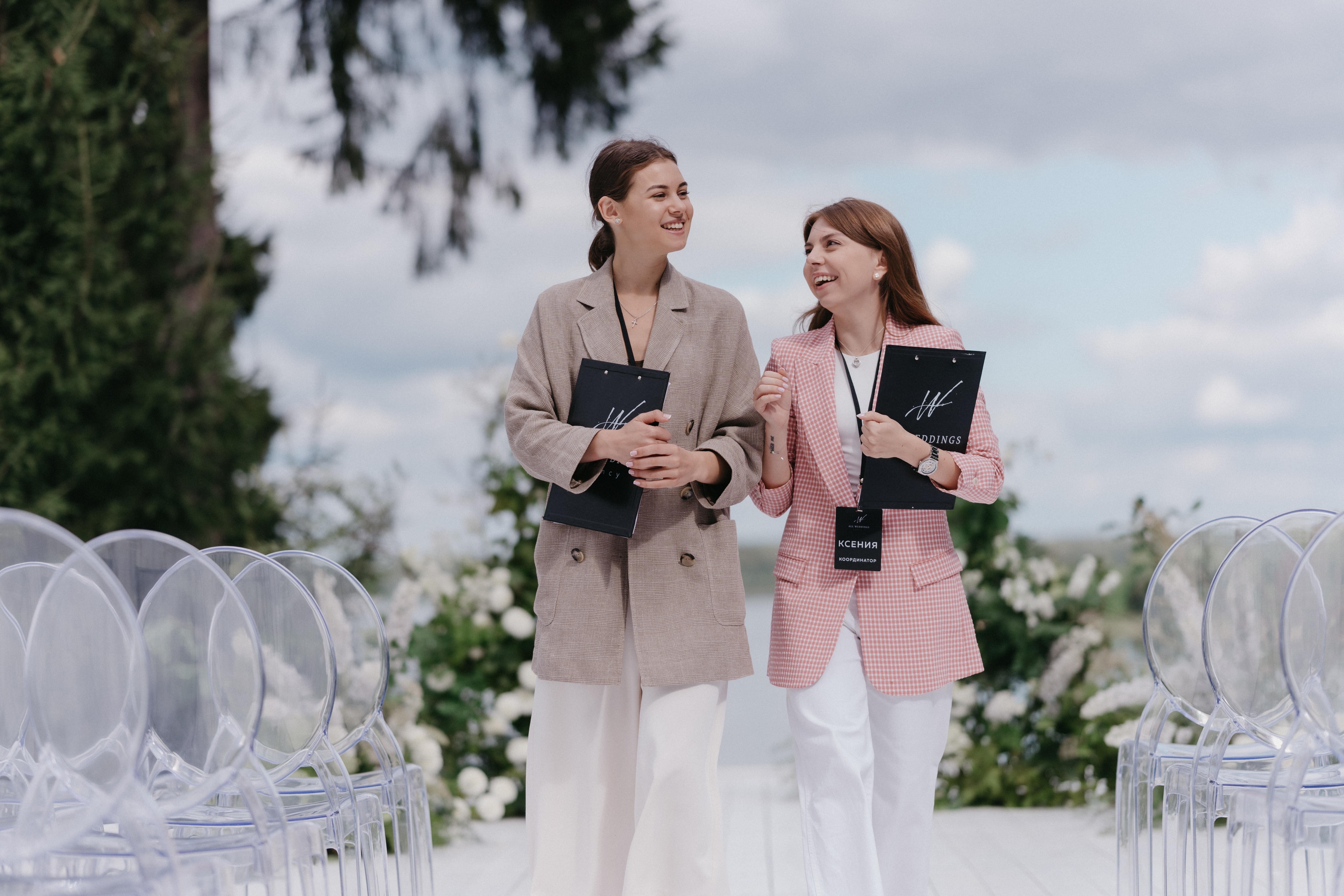 Организация свадьбы в Москве