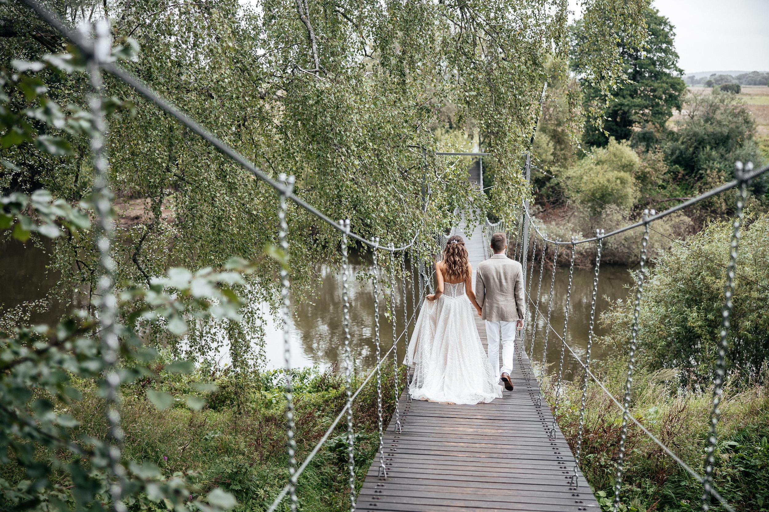 Свадьба в Pine River