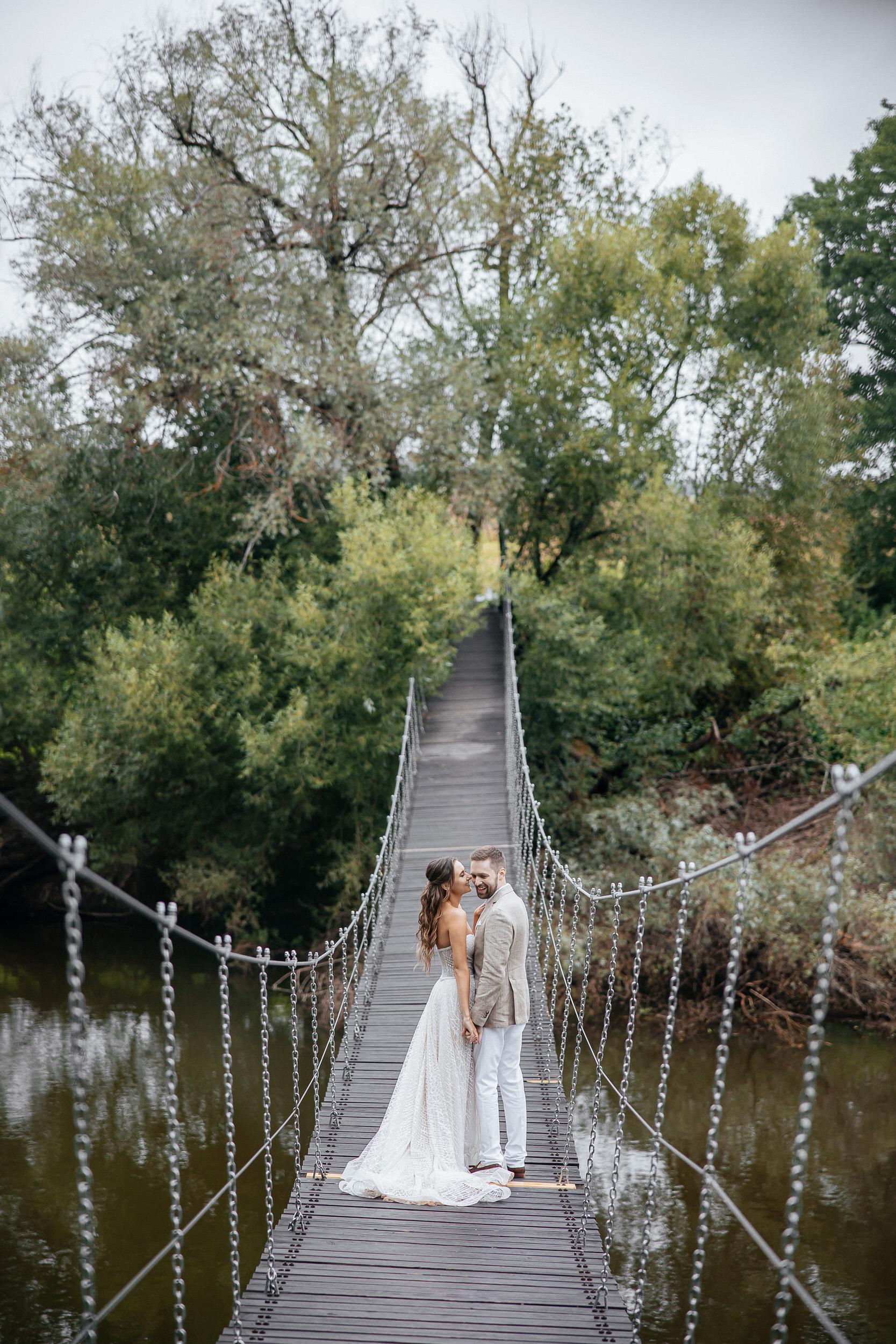 Мост в Pine River