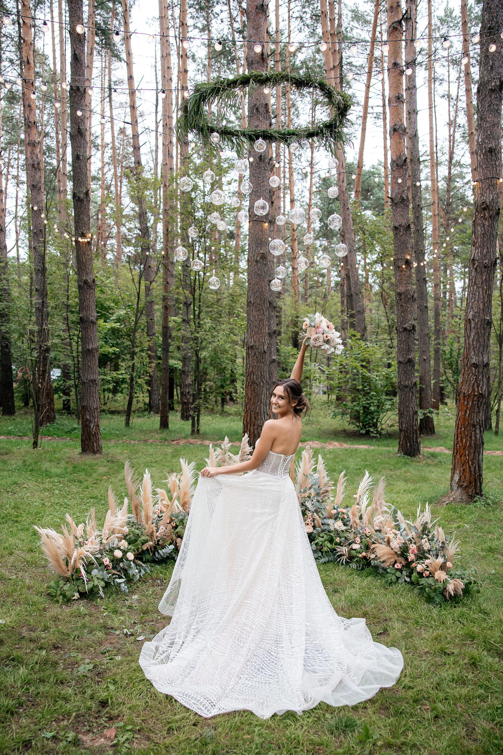 Церемония на природе