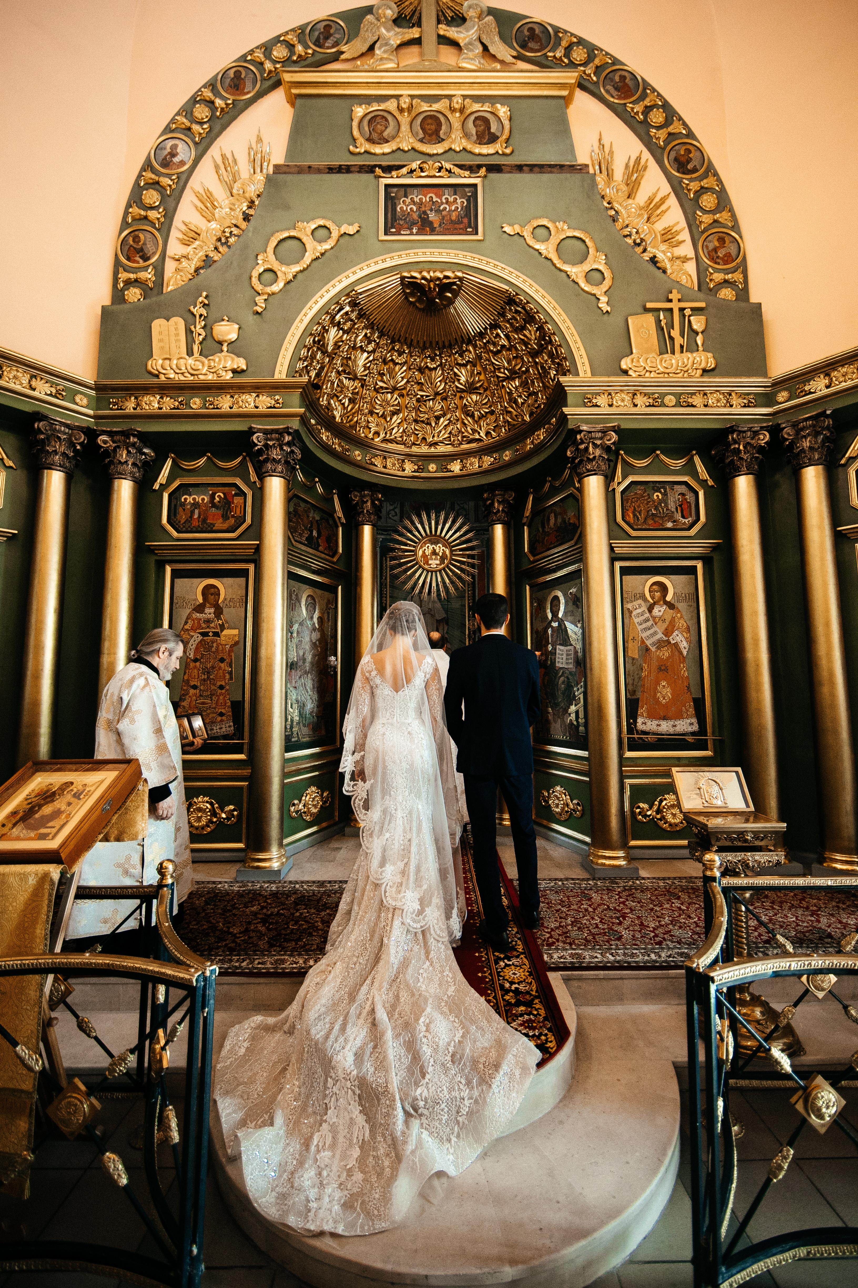 Венчание в Морозовке