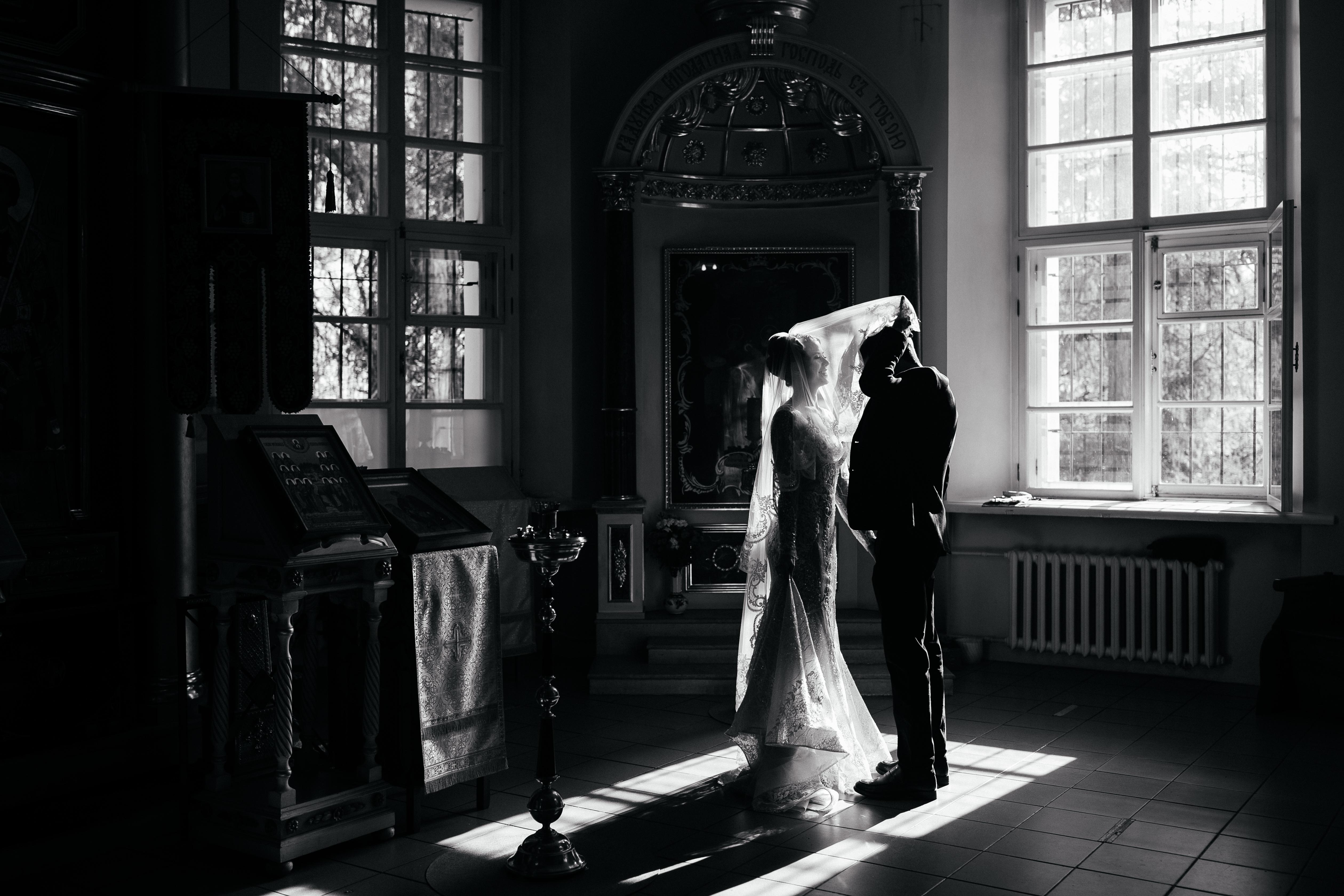 Венчание в усадьбе Морозовка